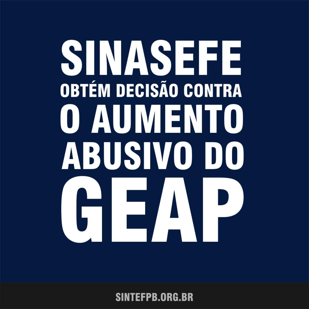 SINASEFE - GEAP
